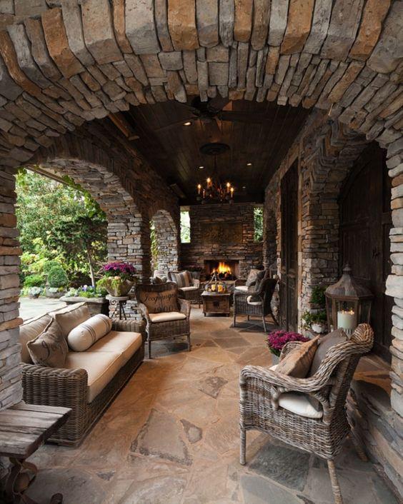 outdoor living room 14