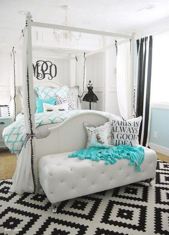 teen bedroom for girls 14