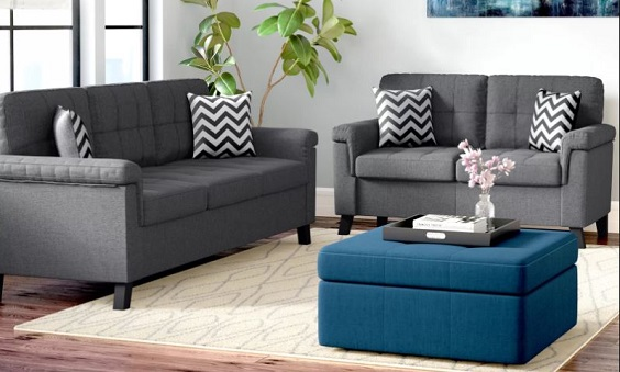 two piece living room set 10