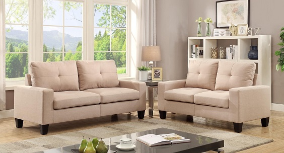 two piece living room set 3