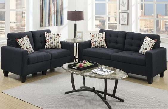 two piece living room set 4