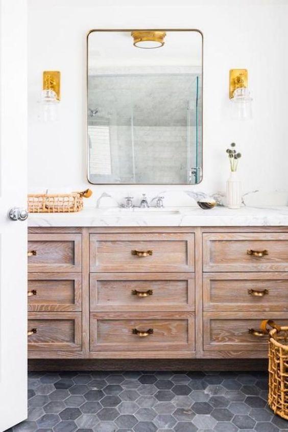Scandinavian Bathroom Ideas 10
