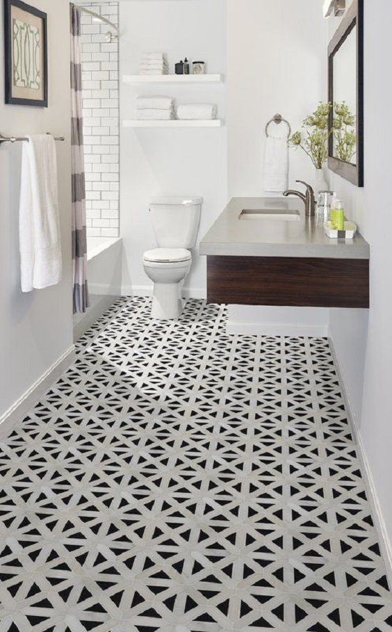 Scandinavian Bathroom Ideas 15