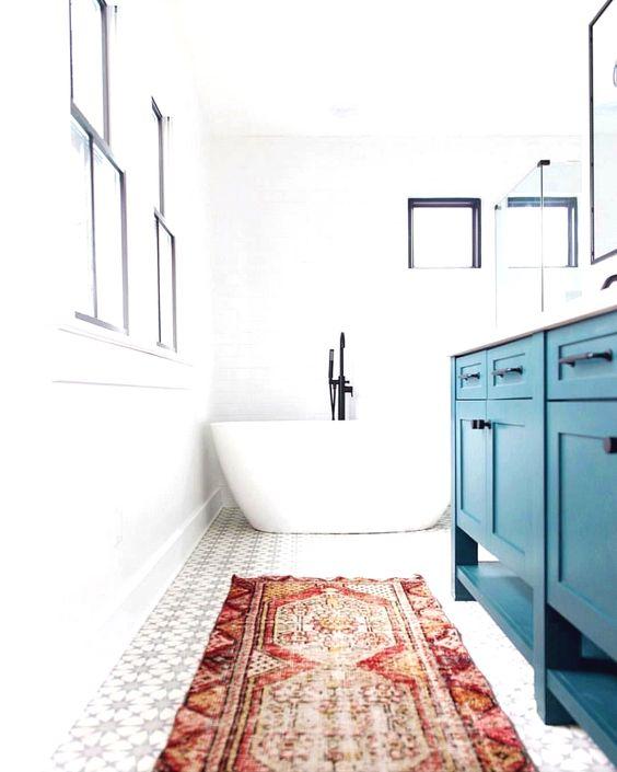 Scandinavian Bathroom Ideas 7