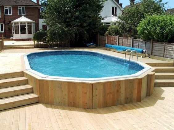 diy swimming pool ideas 14