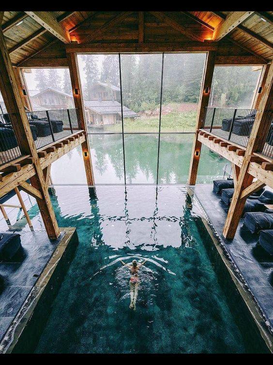 indoor swimming pool 11