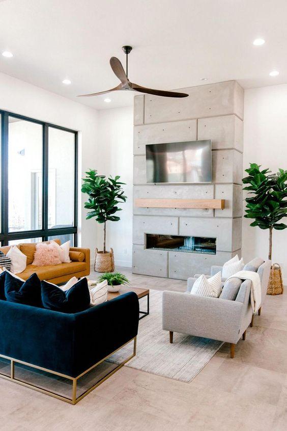 minimalist living room furniture 18