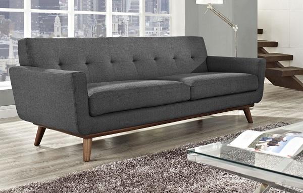 minimalist living room furniture feature