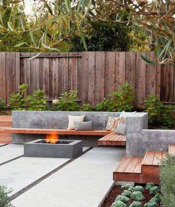 modern backyard ideas 24
