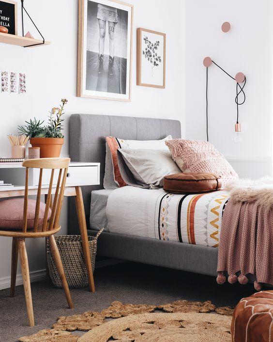 modern girls bedroom 4