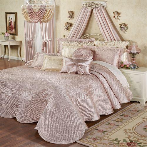 rose gold bedroom 8