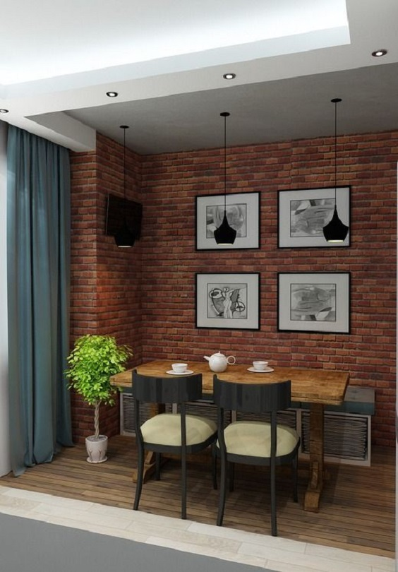 small dining decor 17
