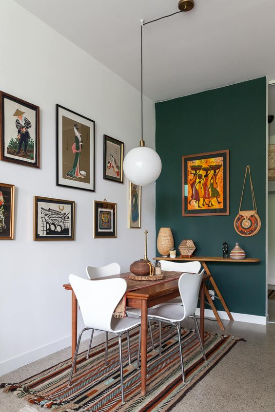 small dining decor 3