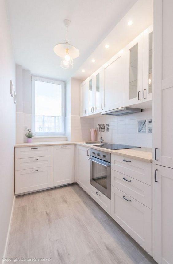 Kitchen Decor Apartment Ideas 7