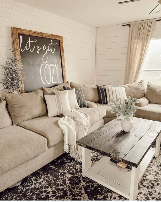 Living Room Decor on a Budget 12