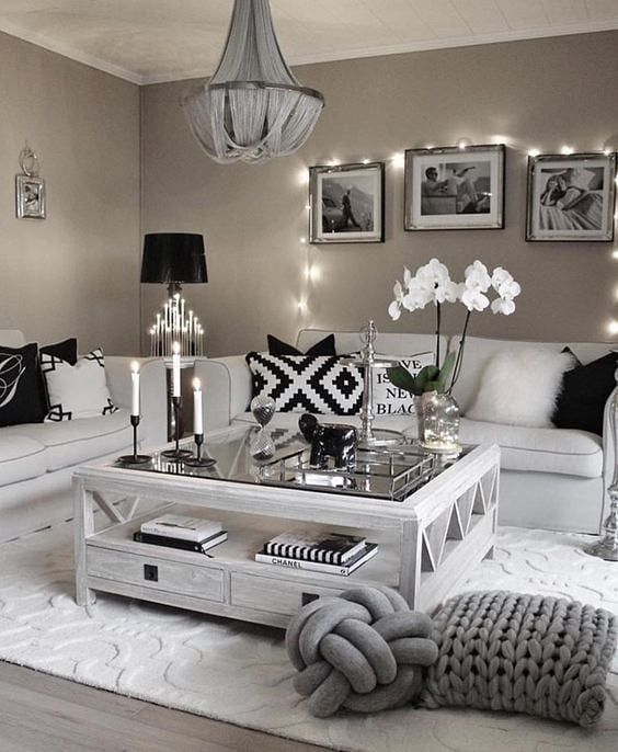 Living Room Decor on a Budget 14