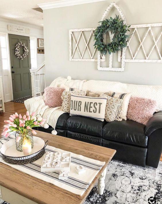 Living Room Decor on a Budget 16