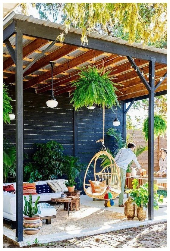 backyard pergola ideas 5