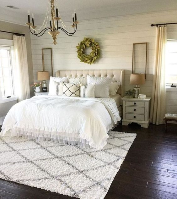 farmhouse bedroom decor 10