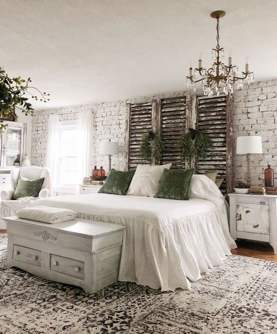 farmhouse bedroom decor 17