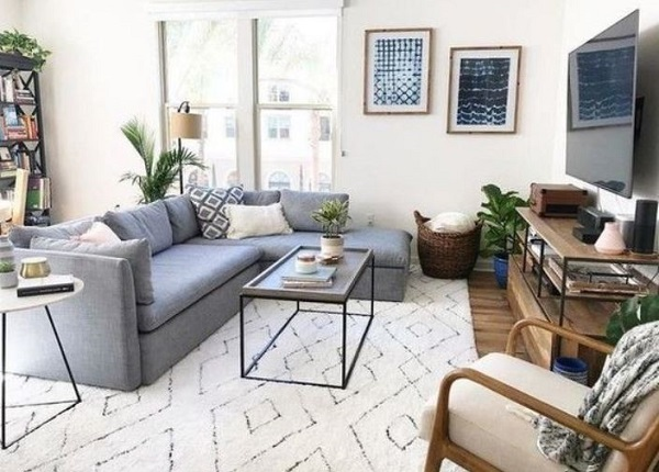small living room feature