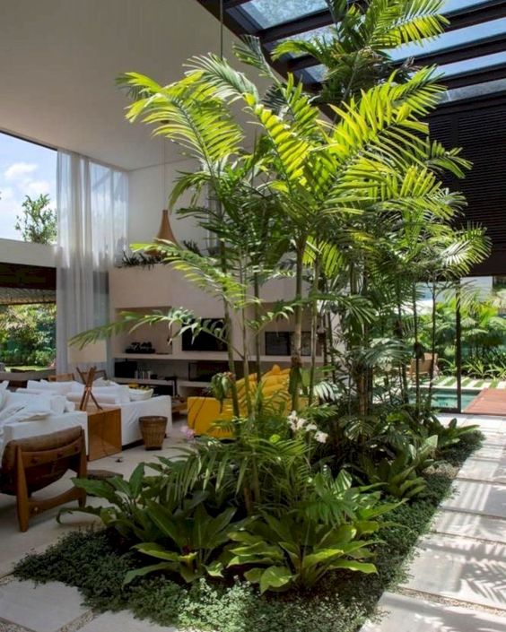 tropical backyard ideas 14