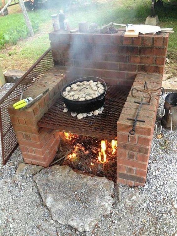 backyard firepit ideas 2