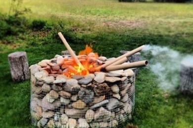 backyard firepit ideas feature