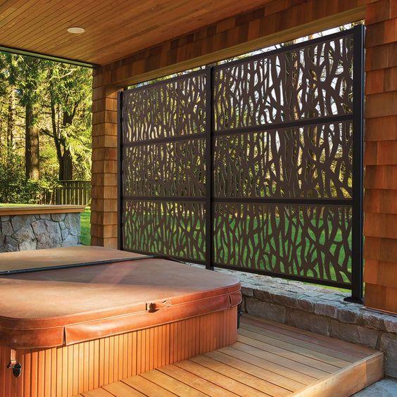 backyard hot tub 23
