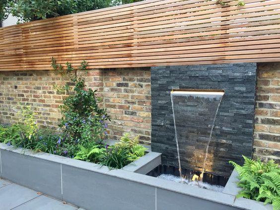 backyard waterfall ideas 14