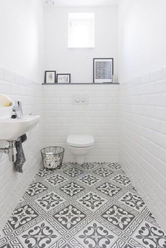 best white bathroom ideas 17