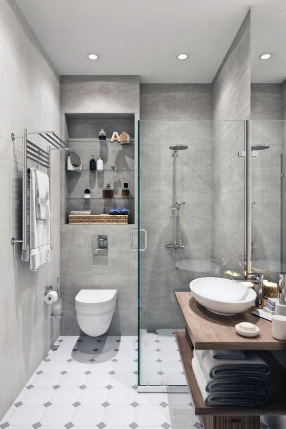 best white bathroom ideas 20