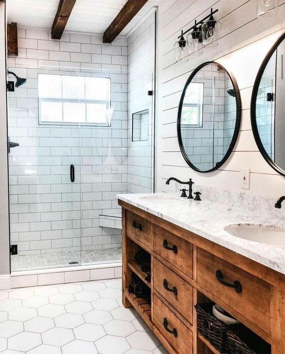 best white bathroom ideas 3
