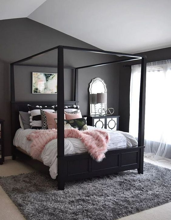 dark bedroom ideas 13
