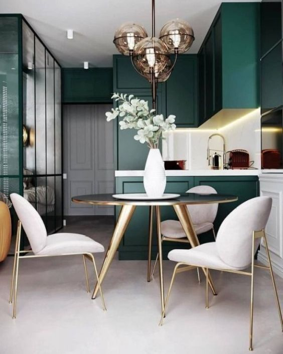 elegant dining room 17
