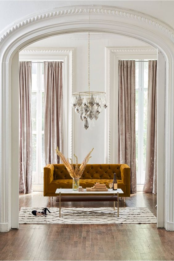 french country living room 12