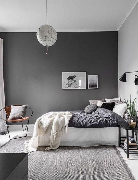 gray bedroom ideas 10