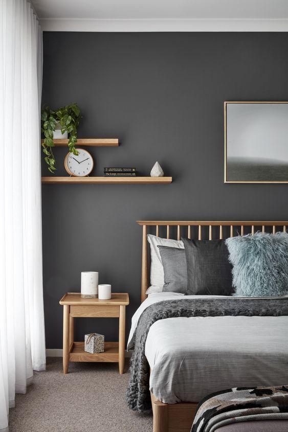 gray bedroom ideas 11