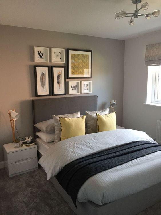 gray bedroom ideas 21