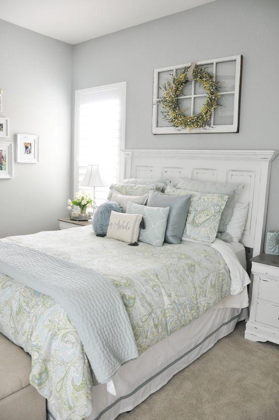 gray bedroom ideas 22