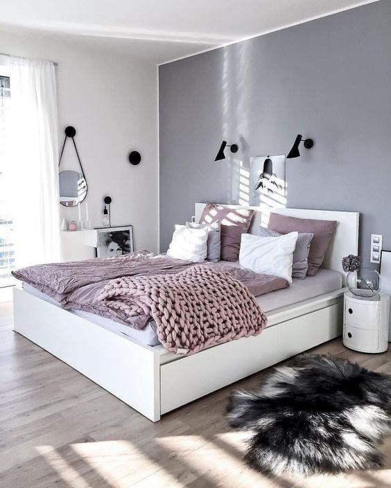 gray bedroom ideas 4