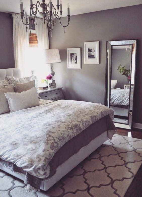 gray bedroom ideas 9