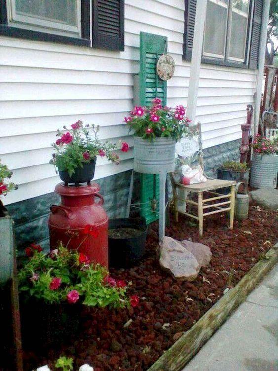 rustic backyard ideas 11