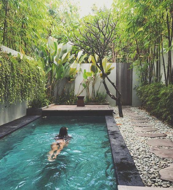 small swimming pool 22