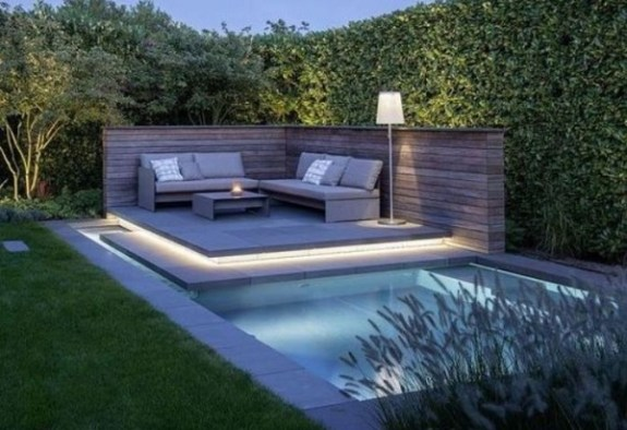 25+ Simple Small Swimming Pool Ideas for Minimalist Home ...