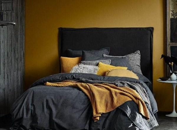 yellow bedroom ideas feature