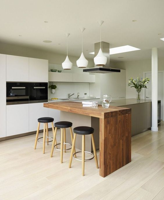 Kitchen with Islands Ideas 20