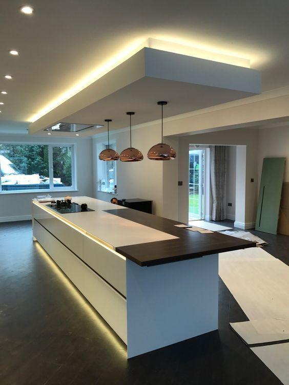 Kitchen with Islands Ideas 23