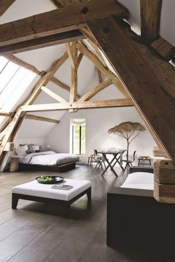 attic bedroom ideas 11