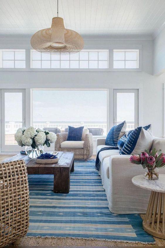 blue living room ideas 20